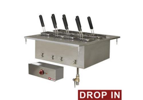 Diamond Inbouw Pastakoker Elektrisch 40 liter