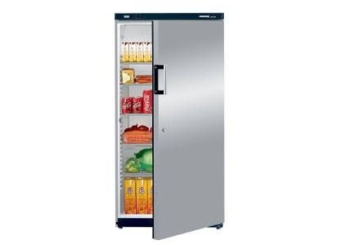 Liebherr Gkvesf 5445 Fridge | Gray 445 liters 2 / 1GN