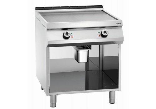 Bartscher Large Kitchen Electric Baking Plate   80x90x80-95 cm