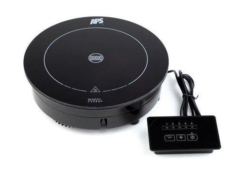 APS Induktionsplatte mit Regler | 900W