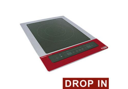 Diamond Induction Plate Installation 6000Watt | Tactile tests