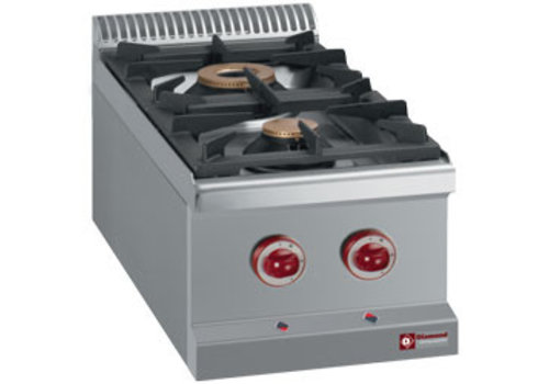 Diamond Diamond Gas Stove | 2 burners