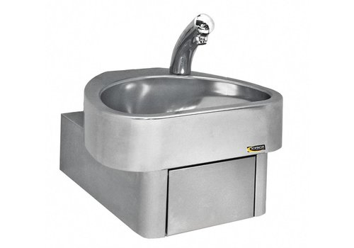 Sofinor Electronic Stainless Steel Basin | Clinium