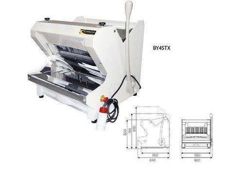 Sofinor Broodsnijmachine Wit - Brood Via Bovenzijde | 490W