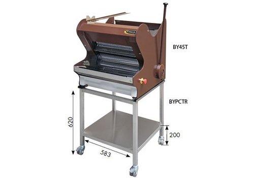 Sofinor Broodsnijmachine Bruin - Brood Via Bovenzijde | 490W