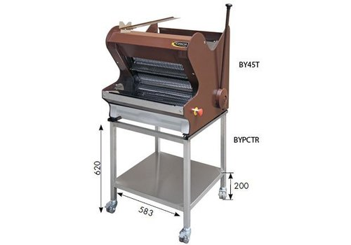 Sofinor Brotschneidemaschine Brown | 490W