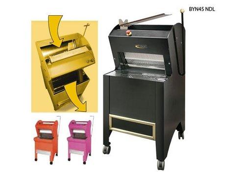 Sofinor Broodsnijmachine | Zwart | Semi-Automatisch | Brood via Bovenzijde | 550W