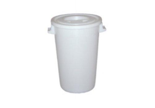Combisteel Afvalbak Met Deksel   5 Formaten