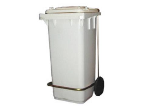 Combisteel Pedal waste bin 57 x 73 x 107 cm   240 liters
