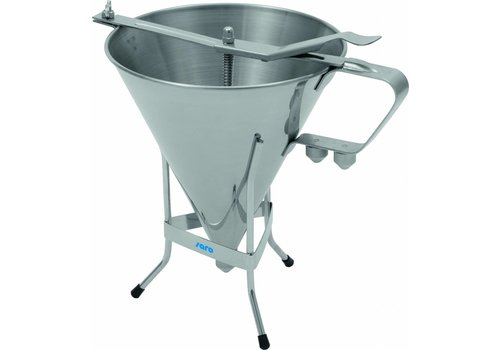 Saro Stainless Steel Funnel