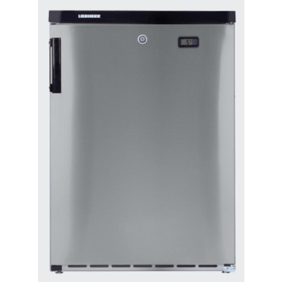 Fkvesf1805 | Unterbau Edelstahl Kühlschrank 180 L