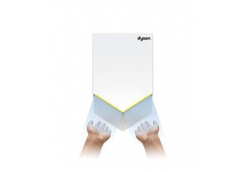 Dyson Dyson Airblade Händetrockner V - HU02 Neu - 35% Stiller - Weiß