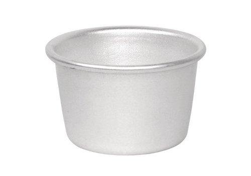 Vogue Aluminium Bakeware 6 Stück   2 Größen