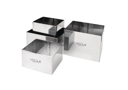 Vogue Square sparkling 4 Formats