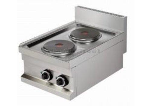 Combisteel Elektrisch fornuis | 2-pits
