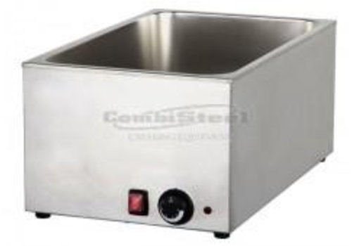 Combisteel Electric Bain Marie Table model 1/1 GN