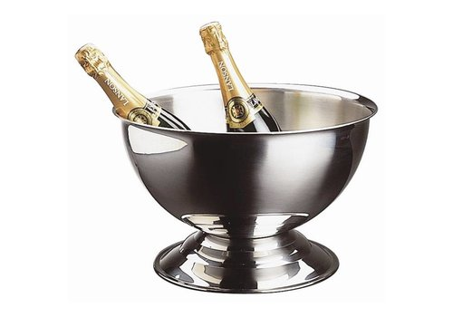 HorecaTraders RVS champagne bowl