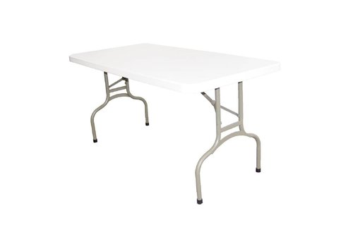 Bolero Collapsible buffet table 152 cm