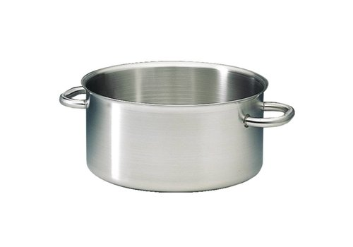 Bourgeat Stainless steel pan | 5 Formats