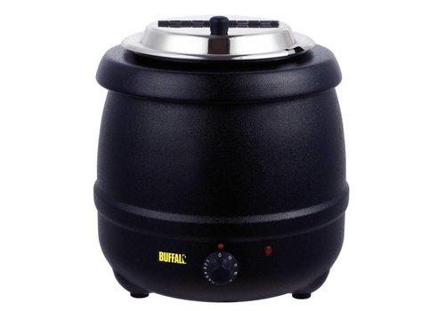 Buffalo Soup Kettle Black - 10 Litre