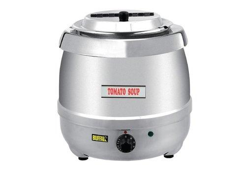 Buffalo Soepketel RVS - 10 Liter