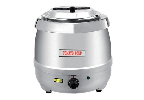 Buffalo Soup Kettle Stainless Steel - 10 Liter
