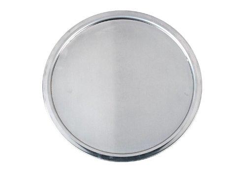 HorecaTraders Diepe Pizzaschaal Aluminium | 30cm
