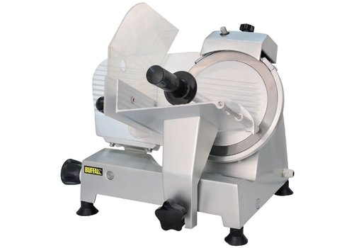 Buffalo Meat Slicer Ø220 mm | Adjustable cutting thickness