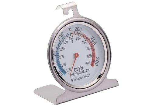HorecaTraders Ofenthermometer 50 ° C bis + 300 ° C