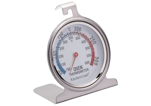 HorecaTraders Oven thermometer 50°C tot + 300°C