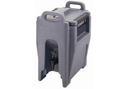Cambro Getränkebehälter Grau T434 | 12 Liter