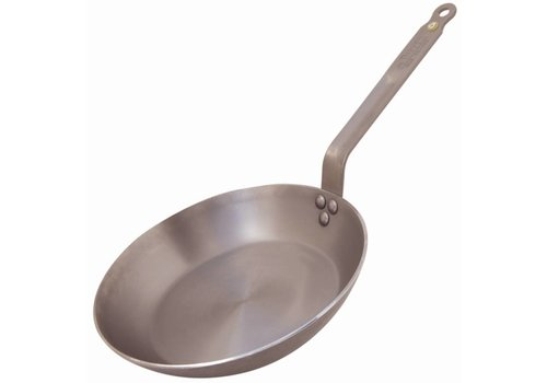 De Buyer Catering Fry Pan Steel | Ø24cm