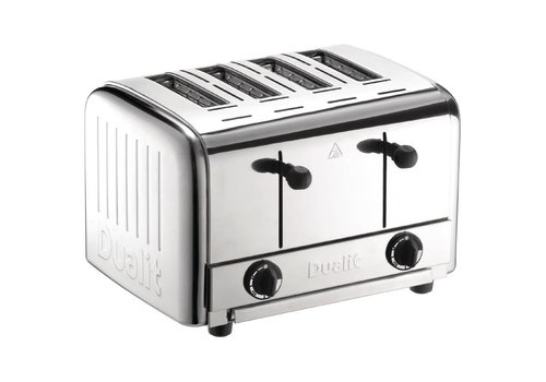 Dualit Dualit Edelstahl Toaster | 4 Schnitte