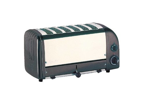 Dualit Toaster Gray 6 rolls