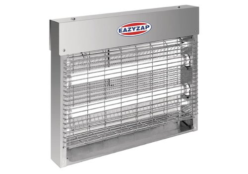 Eazyzap Stainless steel insect trap | 30 m2