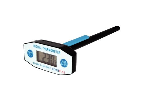 Hygiplas Digital core thermometer -50 ° C to + 150 ° C