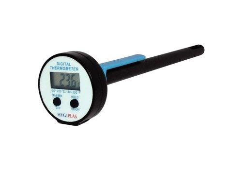 Hygiplas Rundes digitales Kernthermometer -50 ° C bis + 150 ° C