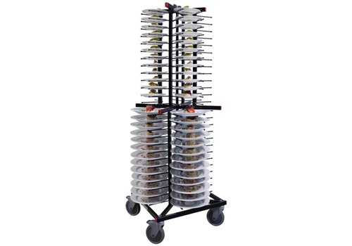 Jackstack plate rack 104 plates