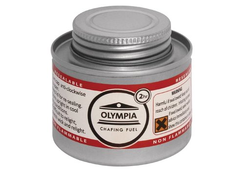 Olympia Chafing Dish Fuel | 3 Different burn time