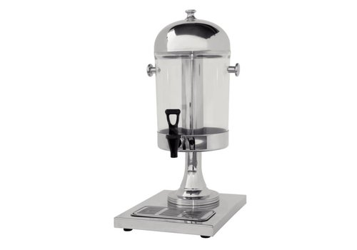 Olympia Deluxe Juice Dispenser St/St - 270H x 560 x dia 220mm