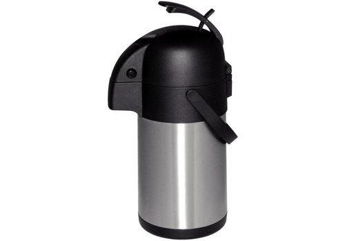 Olympia Pump jug | Stainless steel | 2.5 liters