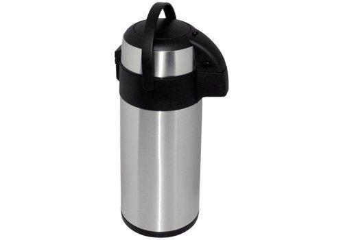Olympia RVS | Pomp Termoskan | 5 Liter