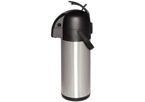 Olympia RVS | Pompkan | 4 Liter