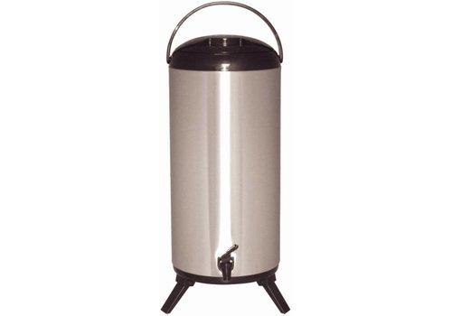 Olympia Beverage dispenser   Stainless steel   14 liters