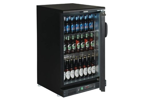 Polar Bar Kühlschrank mit Blindtür - 92,5x60x53,5cm