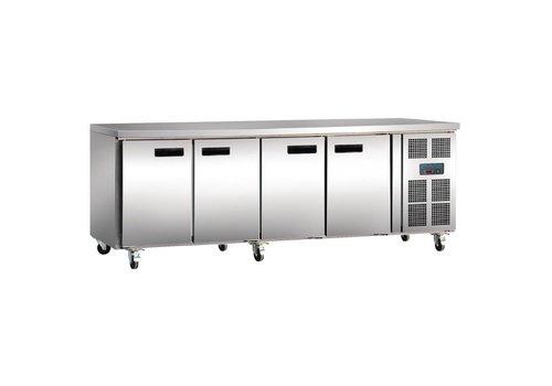 Polar Polar 4-türige Kühlmöbel | 553ltr