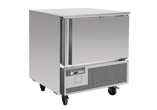 Polar Horeca RVS Freezer GN 1/1 | 140 liters