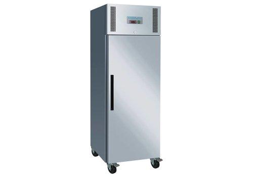 Polar Inox Business Freezer 650 liters