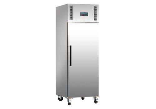 Polar Stainless steel Freezers 605 liters - HEAVY DUTY