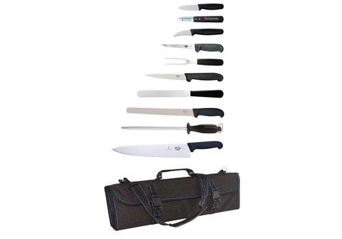 Victorinox 11-teiliges Messerset